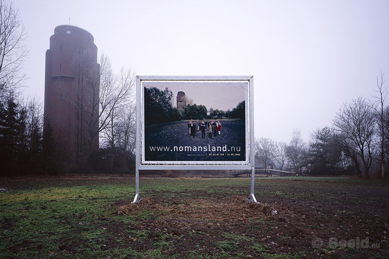 Nomansland Billboard
